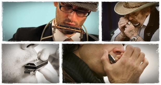 How To Play Mouth Organ Harmonica Lessons Help