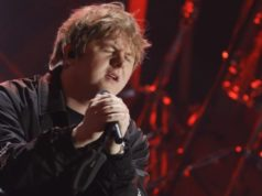 Lewis Capaldi Reveals Someone You Loved Is Not About Paige Turley